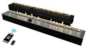 Топки-горелки для биокаминов